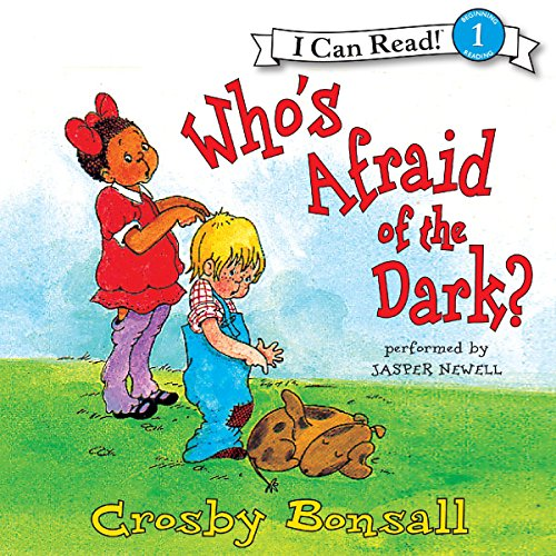 Who's Afraid of the Dark? audiobook cover art