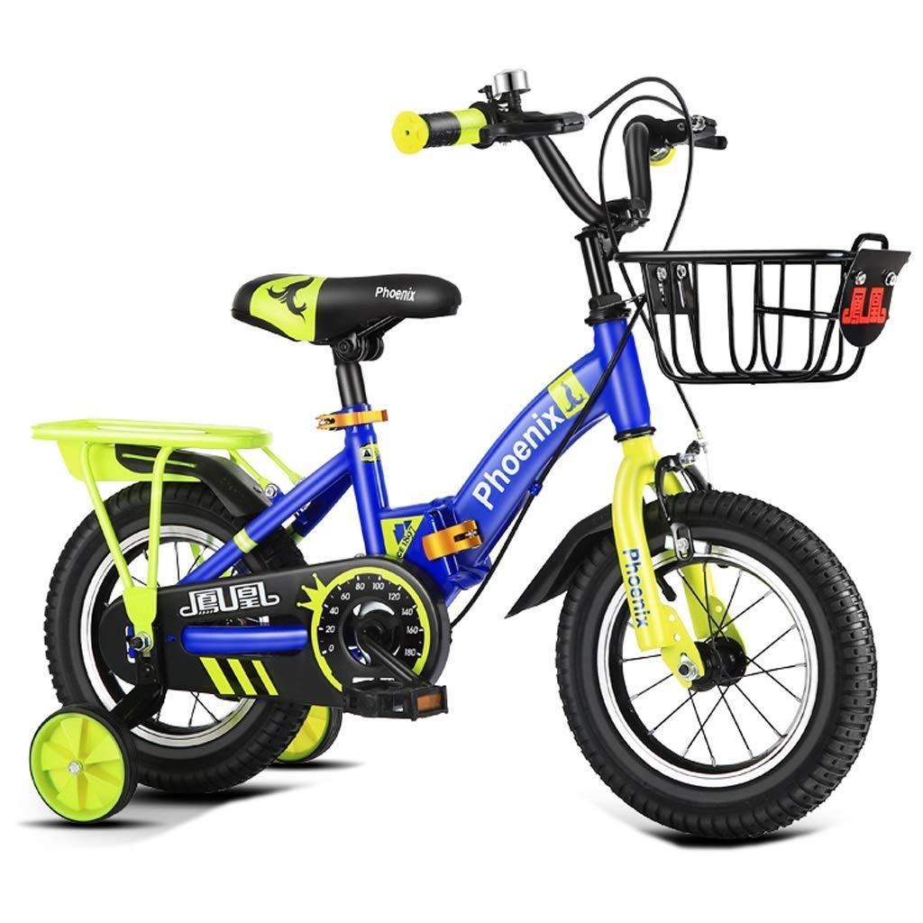 SGMYMX Bicicleta para niños Bicicleta Infantil Infantil Plegable ...