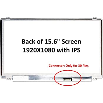 BRIGHTFOCAL New LCD Screen for Acer Nitro AN515-51-5082 FHD 1920x1080 IPS Replacement LCD LED Display Panel
