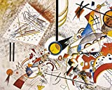 1art1 Wassily Kandinsky - Ohne Titel, 1923 Poster
