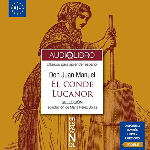 El Conde Lucanor 1 audiobook cover art