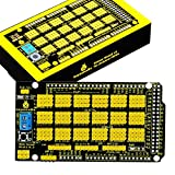 KEYESTUDIO MEGA Sensor Shield V1 for Arduino MEGA 2560 R3 Prototyping Projects