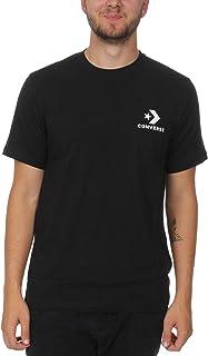 Converse Men's Star Chevron Small Logo Short Sleeve T-Shirt