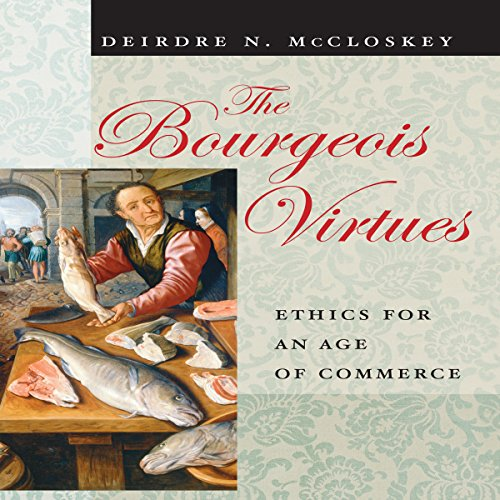 The Bourgeois Virtues cover art