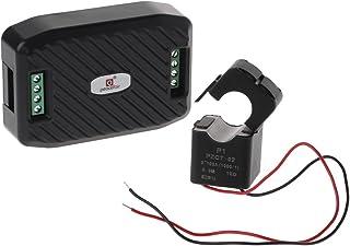 A0127 AC 100A Spannung Strom Energie Hz Leistungsfaktor RS485 Modbus Modul mit geteiltem Stromwandler