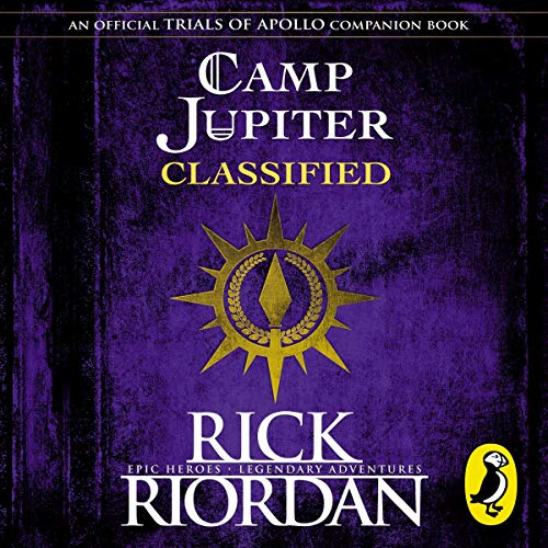 Camp Jupiter Classified cover art