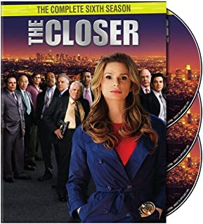 The Closer:S6 (DVD)