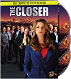 Get The Closer Season 6 on DVD at Amazon