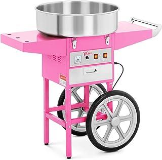 Royal Catering Machine à Barbe à Papa Professionnelle RCZC-1200-W (Puissance: 1200watts, Diamètre de la cuve: 52 cm, ma...