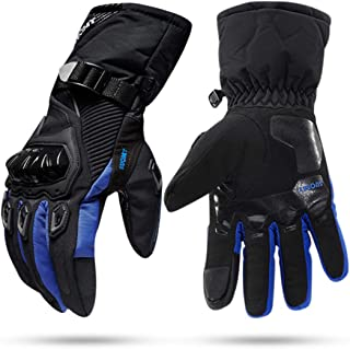 DORRISO Fashion Outdoor Sports Gloves Men Windproof Touch Screen Gloves for Cycling Motorcycle Motorbike Hiking Riding Climbing ski Gloves