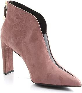 Bruno Premi Luxury Fashion Womens 3508XANTICO Pink Ankle Boots | Fall Winter 19