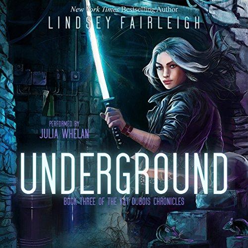 Underground cover art
