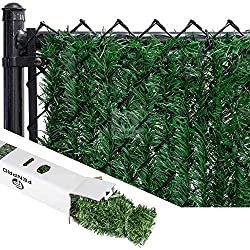 small Fenpro Chain Link Fence Hedge Rail (6ft)