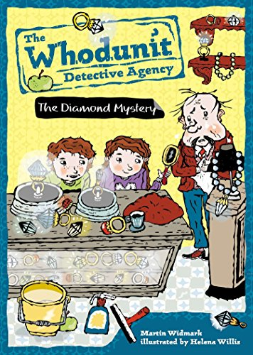 Compare Textbook Prices for The Diamond Mystery #1 The Whodunit Detective Agency DGS Edition ISBN 9780448480664 by Widmark, Martin,Willis, Helena