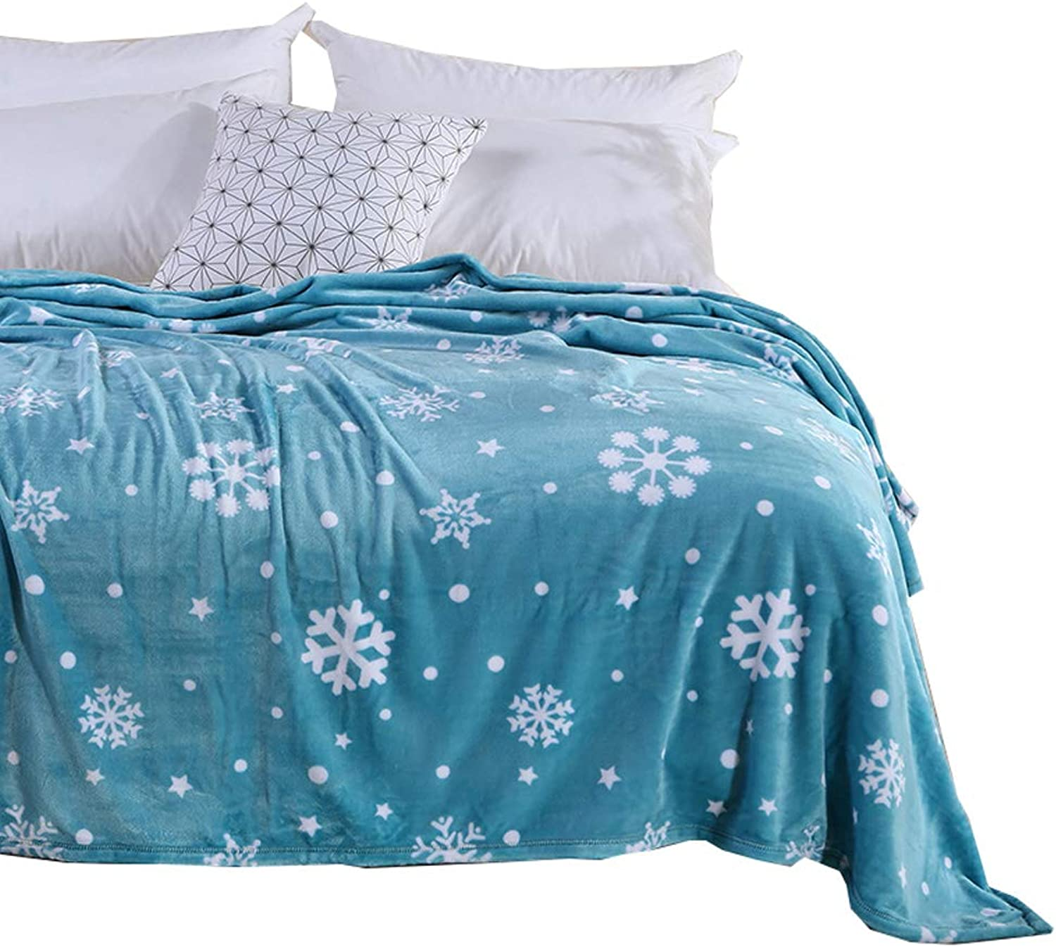 Cotton Blanket Blankets Increase Thicker Blanket Office Nap Blanket Air Conditioning Blanket 150  200cm 180  200cm 200  230cm Formaldehyde-Free Lint-Free Fading (Size   L-150  200cm)