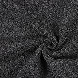 Fabulous Fabrics Kochwolle Klassik grau — Meterware ab