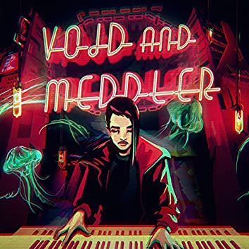 "Void & Meddler ""Lost in a Night Loop"" (Original Video Game Soundtrack)"