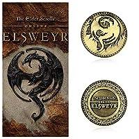 The Elder Scrolls V: Skyrim コイン 貨幣おもちゃ 小物 (1)
