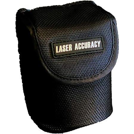 ゴルフ レーザー距離計用ケース レーザーアキュラシー ソフトケース(ブラック)純正品