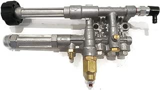 AR North America AR42940 Replacement Head, for AR Pump SRMW Complete, Aluminum