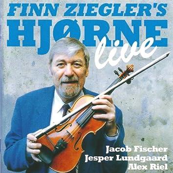 Finn Ziegler's Hjørne Live (feat. Jacob Fischer) [Live]