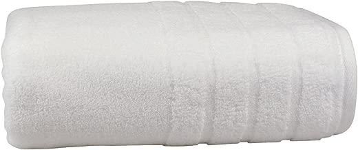 Toalla de algodón de Lujo 1888 Mills Fabricada en África, Blanco, Toalla de baño, 1