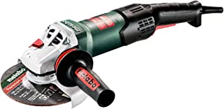"""Metabo- 6"""" Angle Grinder - 9, 600 Rpm - 14.6 Amp W/Electronics, Non-Lock Paddle, RAT Tail (601078420 17-150 Quick RT), Pr..."""