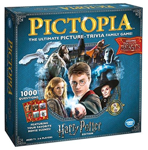 Ravensburger 22491Pictopia Harry Potter Edition–l' immagine Trivia Game, multicolore