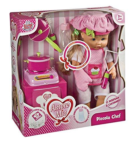 Grandi Giochi GG71011 - Amore Mio Piccola Chef