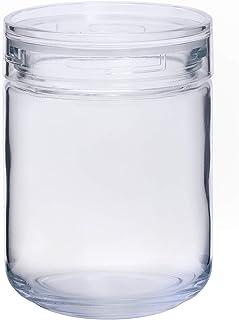 セラ―メイト 保存 容器 ガラス キャニスター 420ml チャーミークリアー L3 日本製 221145