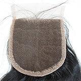 LaNova Beauty Lady's Sale Lace Closure Size:20inch Body Wave Natural Color 1pc/lot 40g/pc