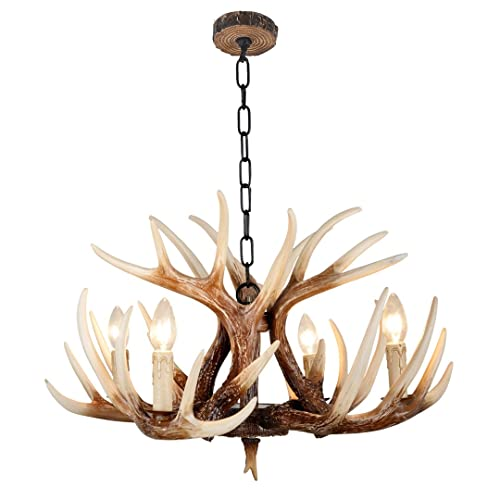 Swell Antler Light Fixtures Amazon Com Wiring Digital Resources Xeirawoestevosnl
