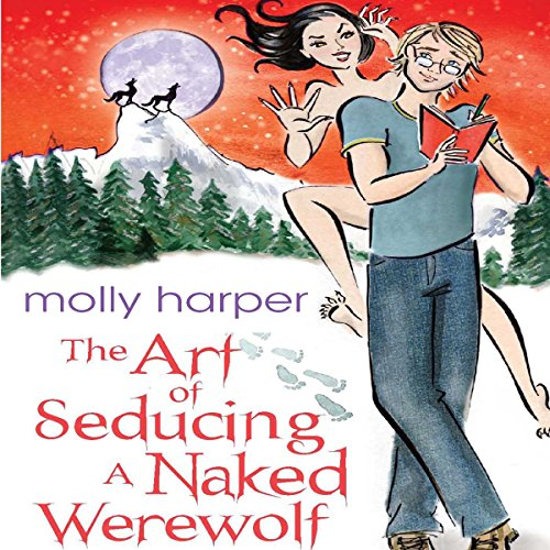 The Art of Seducing a Naked Werewolf cover art