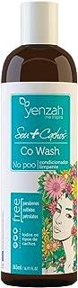 Condicionador Co-Wash Sou Mais Cachos, Yenzah, Branco