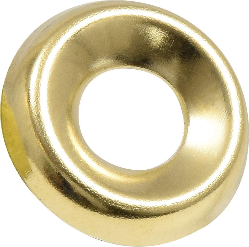100-Pack The Hillman Group 310309 Number-12 Countersunk Finish Washer