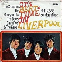 Various - It's Beat Time In Liverpool - Vogue Schallplatten - 72 756, Bertelsmann Schallplattenring - 72 756