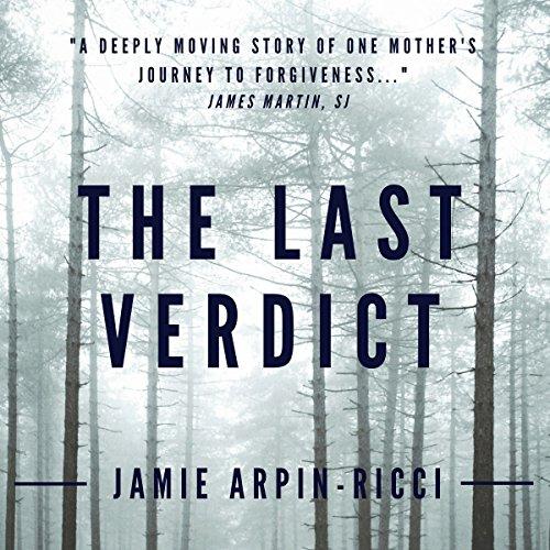 The Last Verdict audiobook cover art
