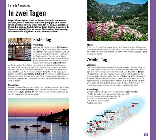 Baedeker SMART Reiseführer Mallorca: Perfekte Tage auf Europas beliebt... - 61ROdxQhMJL