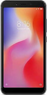 Xiaomi Redmi 6, 64 GB, Siyah (Xiaomi Türkiye Garantili)