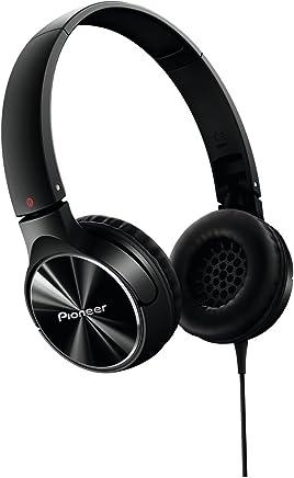 Pioneer Fully Enclosed Dynamic Headphones SE-MJ532(K)