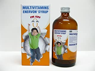 2 Enervon Syrup Multivitamins (2 x 120ml)