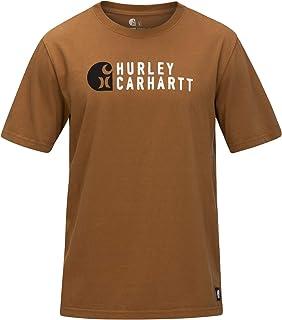 Hurley Men's Carhartt BFY Stacked Short Sleeve Tee