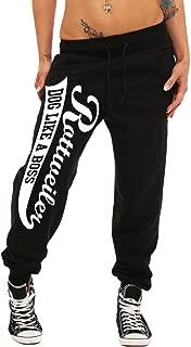 T-Shirtshock Jogginghose Schwarz T0683 My Name Lucifer Fun cool Geek