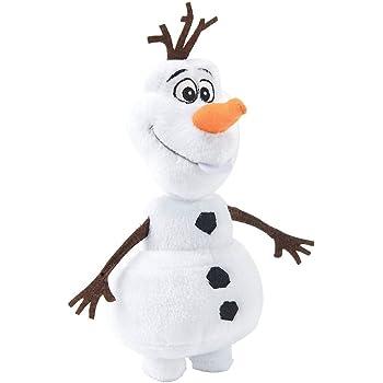 Disney Frozen - Peluche Olaf cantarín y bailarín, 31.8 x 15.2 x ...