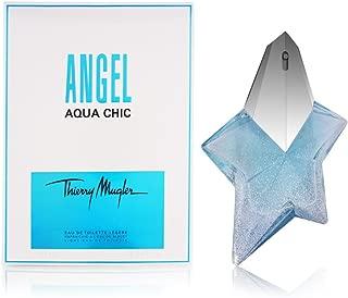 Angel Aqua Chic by Thierry Mugler for Women 1.7 oz Light Eau de Toilette Spray