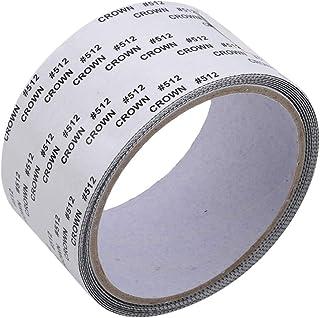 火の色 網戸補修テープ 強粘着力 網戸補修シート ガラス繊維メッシュ 5×200cm サイズ自由に裁断可能 網戸パッチ 網戸の穴/破れを修復用 黒色