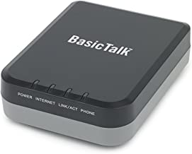 BasicTalk HT701 Home Phone Service, Includes 1 Free Month