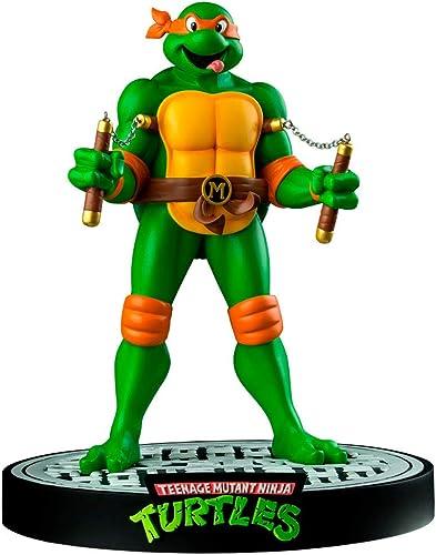 Michelangelo Statue 31 cm Die Ninja Turtles Ikon Collectibles