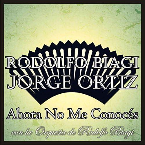 Rodolfo Biagi & Jorge Ortiz