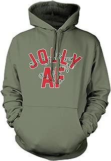 Jolly AF Christmas Unisex Adult Hoodie